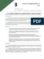 Guia TP2 2019 Instalaciones 3 FADU UNL