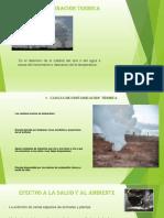 Contaminación térmica (1)