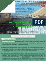 Hidrostatica 2018-II - I. Civil