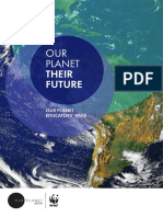Our Planet Their Future Educator Pack