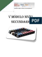 V Módulo- Nivel Secundario