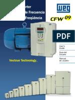 Weg Cfw 09rb Manual Del Convertidor Regenerativo 0899.4790 Es