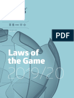 IFAB 2019-202 Laws of the Game