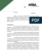 Res026-19 Arba Plan de Pagos