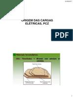 Cargas Eletricas e PCZ- AULA