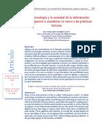 Ramirez Leyva - La Bibliotecologia Y La Sociedad De La Informacion.PDF
