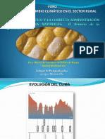 FORO Presentacion Dra. de La Isla de Bauer