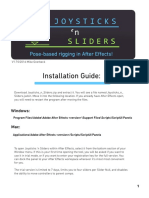 Joysticks n Sliders Instructions v1.7