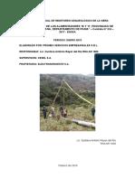 1-Informe Arqueologico - Ayabaca Febrero