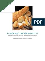 El Mercado Del Pan Baguette - 2018 Producto y Precio Semana 7