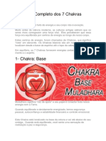 Mini Guia Completo Dos 7 Chakras