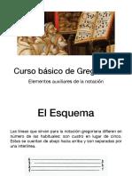 Curso básico de Gregoriano