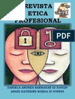 Revista La Verdad Etica Profesional.