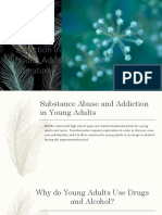 substance abuse and addiction in young adult literature