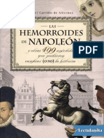 Las Hemorroides de Napoleon - Jose Miguel Carrillo de Albornoz
