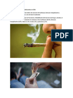 Drogas en Adolescentes Chilenos