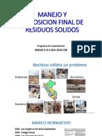 Manejo y Disposicion Final de Residuos Solidos[1]