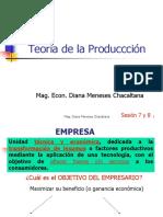 Sesión 7 Teoria de la producción.pptx