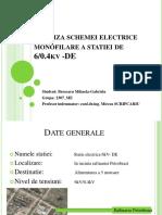 Statie electrica 6kV