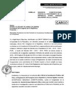 DENUNCIA CONSTITUCIONAL CONTRA SALAVERRY