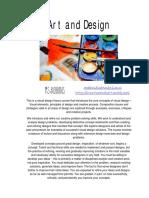 art and design syllabus
