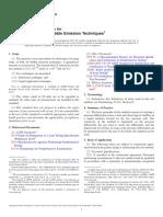 E515-11 Standard Practice for Leaks Using Bubble Emission  Techniques