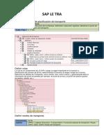 SAP LETRA Segunda Configuracion
