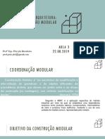 Estúdio de Arquitetura AULA 3