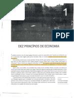 Apostila 10 Principios de Economia