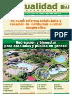 Actualidad Cooperativa (a Proposito de Un Buen Gobierno Cooperativo)