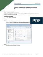 4.24 Práctica de laboratorio Programación de tareas con la GUI y el comando at en Windows 7.pdf