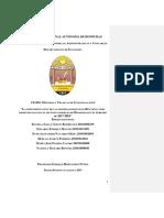 """""""La Implementación de Las Monedas Digitales (Bitcoin) Como Medio de Pago en El Sector Comercio de Honduras en El Periodo de 2017-2018"""""""