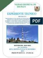 Expediente Shupluy-2019