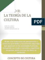 UNIDAD II TEORIA DE LA CULTURA.pptx