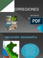 ECOREGIONES DEL PERÚ II.ppt