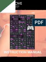 Cut Glove - Instructions