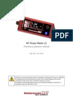 RF power meter V2
