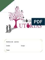 Manual de tutorías