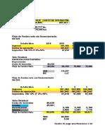 planilla de preparación de presupuesto