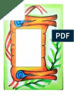Tamaño Cuaderno Caratula
