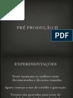 06 Pre Producao 2