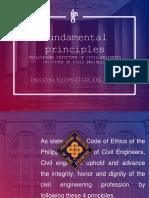 Fundamental Principles of Engineering Laws