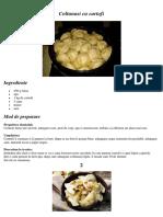Coltunasi Cu Cartofi
