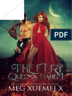 The Cursed Dragon Queen and Her Mates 01 - The Fury Queen's Harem