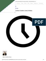 Pequeno Manual Da Escrita Criativa Com 24Dicas — Blog Do WordPress.com