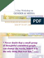Gender & Media