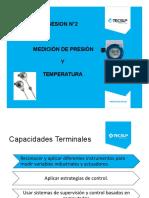 2. Sesión N°2 Presion y Temperatura .pdf