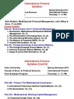 International Finance -1.ppt