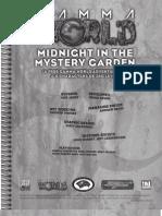 D20 Modern - Gamma World - Midnight in the Mistery Garden
