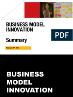 Summary business model innovation training_Impact Booster 9feb2016.pdf